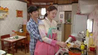 [Flower of the Queen] 여왕의 꽃 - Gang tae oh imagined future with Lee sung gyung 강태오, 신혼 '상상' 20150405