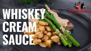 Whiskey Cream Sauce | Everyday Gourmet S8 E90