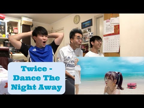 [HYPED FANBOYS] TWICE - DANCE THE NIGHT AWAY (5Guys MV REACT)