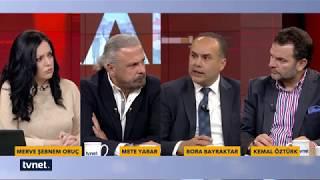 Karşı Karşıya - 12.12.2017 (Mete Yarar-Kemal Öztürk-Bora Bayraktar)
