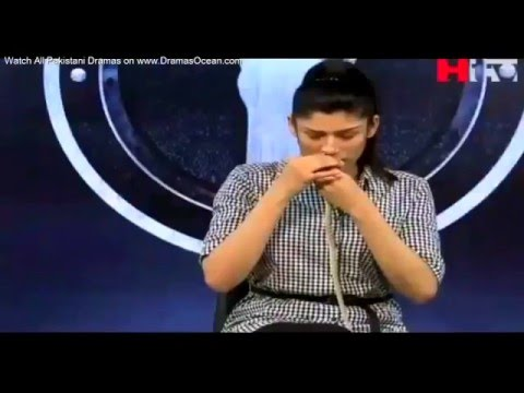 Girl passing Snake from nose to Mouth   Over the Edge Auditions 2016