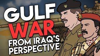 Gulf War from Iraq's Perspective (ft. EmperorTigerStar) | Animated Mini-Documentary