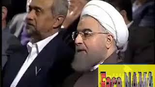 سخنان تند و صریح دانشجوی دانشگاه تهران به حسن روحانی