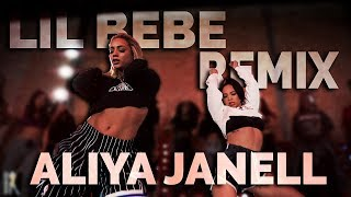 Lil Bebe remix | Dani Leigh featuring Lil Baby | Aliya Janell Choregraphy | Queens N Lettos