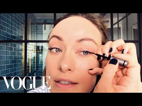 Olivia Wilde s Simple & Natural Beauty Routine Beauty Secrets Vogue