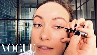 Olivia Wilde's Simple & Natural Beauty Routine   Beauty Secrets   Vogue
