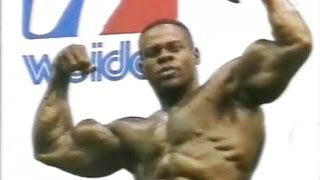 Kai Greene in  1999