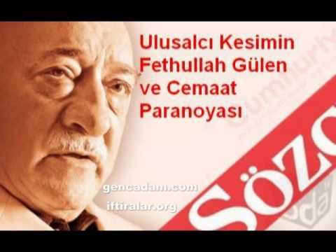 Ulusalcı Kesimin Fethullah Gülen ve Cemaat Paranoyası