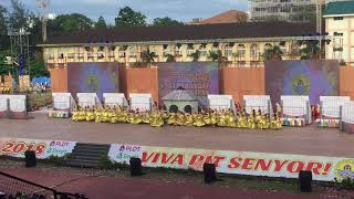 Sinulog sa Barangay 2018 (HD) GRAND CHAMPION  BARANGAY APAS