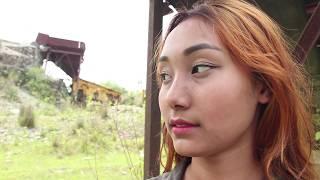 Nepali Hot model Photo shoot Video - 2017