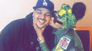 BLAC CHYNA SNAPCHAT VIDEOS 8 ( ft. Rob Kardashian)