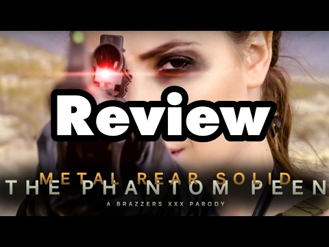 Metal Rear Solid: The Phantom Peen (A XXX Parody) REVIEWED!