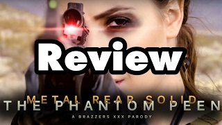 Metal Rear Solid: The Phantom Peen (A XXX Parody) REVIEWED!