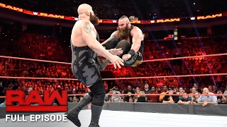 WWE RAW Full Episode, 17 April 2017