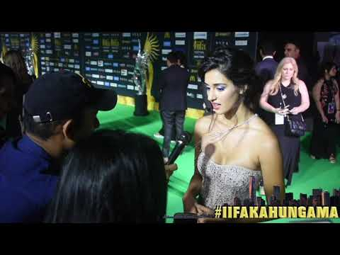 Disha Patani OPENS UP About Baaghi 2, Tiger Shroff & Ranbir Kapoor | M.S. Dhoni | IIFA New York