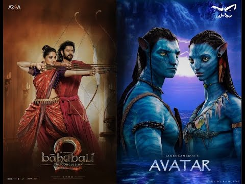 Baahubali 2 - The Conclusion | Trailer Remix (Hindi) | Avatar Version
