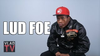 Lud Foe on Dropping Out of School: I was Selling Dope, I Wasn