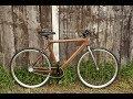 Wooden Bike Build - Part One