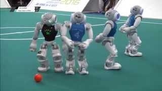 SPL@modell-hobby-spiel - B-Human vs. HTWK - Game 11