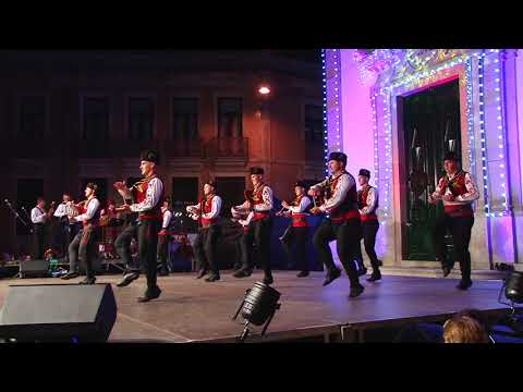 Bulgarian folk dance Grozdana