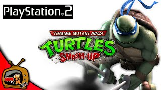 Turtles Smash-Up / Ps2 / Kabuto TV