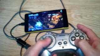How to connect a game controller to Lenovo K3 Note