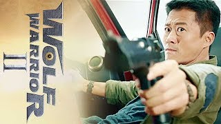 WOLF WARRIOR 2 (2017) Official Trailer   Wu Jing Action Film