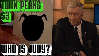 [Twin Peaks] Who is Judy?   S3 Finale   We