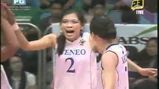 Alyssa Valdez Roof for Marano plus Point (Game2-FInals)