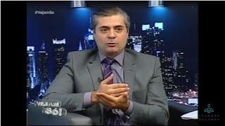 Leandro Quadros - Programa Vejam Só - Judas 9