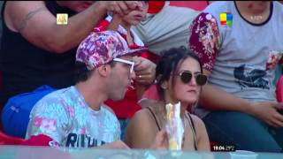 Fútbol argentino (Independiente vs Racing) Partido completo