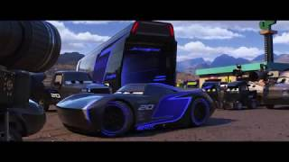 "CARS 3 ""Meet Jackson Storm"" Movie Clip - 2017 Pixar Animation"