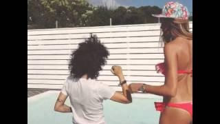 Alessia Fabiani: shooting hot e lato b da urlo!