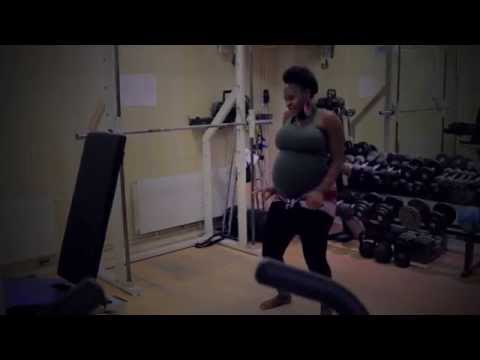 Timaya - Amayanabo dance 9 months pregnant
