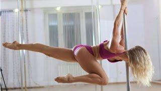 World's Best Pole Dancer - Anastasia Sokolova & Anastasia Skukhtorova Pole Dance Experts