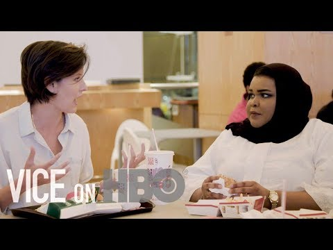 American Fast Food Took Over Kuwait And Made Its People Obese | VICE on HBO