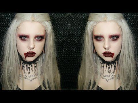 Victorian Vampire | Halloween Makeup Tutorial ♡