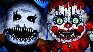 NIGHTMARE FUNTIME ANIMATRONICS ATTACK! | Baby's Nightmare Circus (FREE ROAM Five Nights at Freddys)
