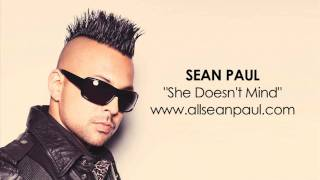 Sean Paul   She Doesn't Mind AUDIO