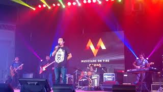 (MOF) Musicians On Fire Davao 2017 - Kristiyanong Inlab by FOOTWEAR BAND