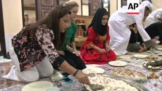 Expats in UAE experience local iftar tradition