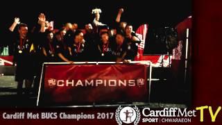 CARDIFF MET WIN B.U.C.S MEN'S FOOTBALL FINAL (HIGHLIGHTS)