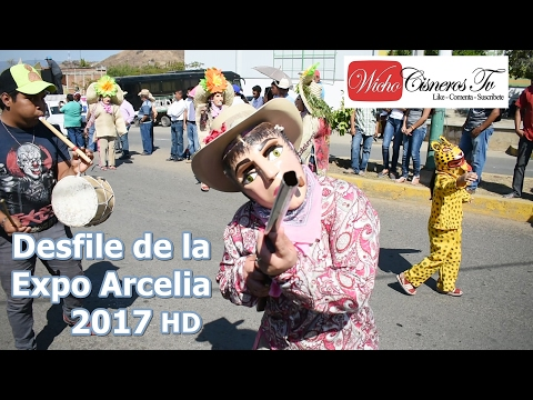 Parade Expo Arcelia 2017