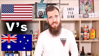 An American Vegan Doesn't Understand Australia