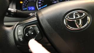 Seminuevo - Toyota Camry 2015