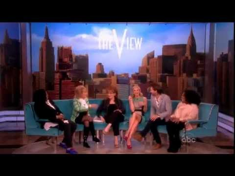 Mentalst Lior Suchard LIVE on The View with barbra walters ליאור סושרד