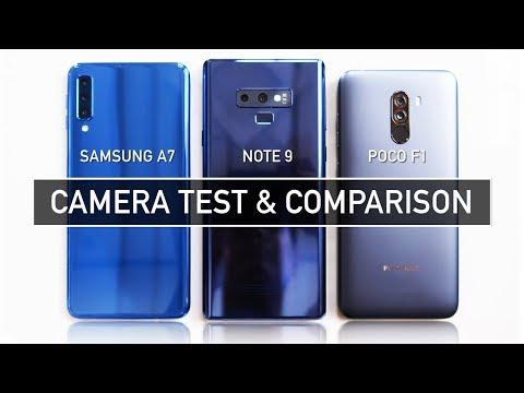 Xxx Mp4 Samsung A7 2018 Note 9 Poco F1 CAMERA TEST Sample Photo Video Zeibiz 3gp Sex