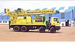 Download PRD RIGS INDIA - Water Wells Drilling Rigs 3Gp Mp4
