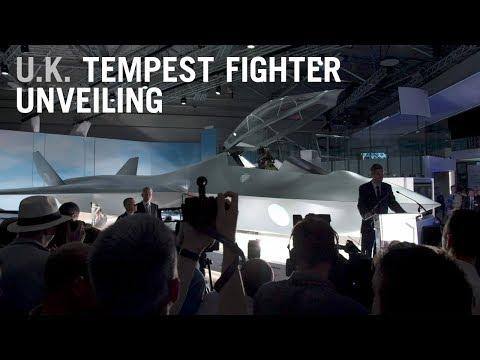 Xxx Mp4 U K 's New Tempest Fighter Jet Revealed – AINtv Express 3gp Sex