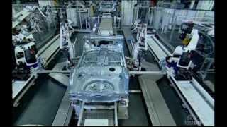 VW Golf Mk5 production